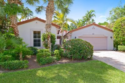 Palm Beach Gardens Single Family Home For Sale: 920 Mill Creek Drive
