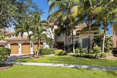 Boynton Beach Single Family Home For Sale: 8711 Thornbrook Terrace Point