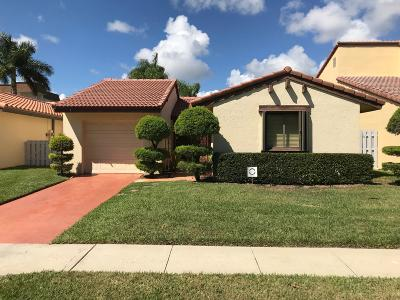 Lake Worth Single Family Home For Sale: 6353 Lantana Pines Drive