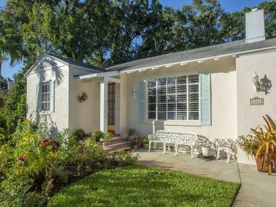 Vero Beach Single Family Home Contingent: 2341 Vero Beach Avenue