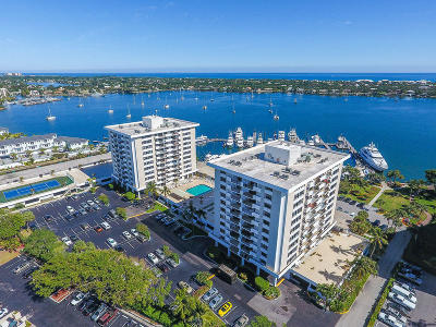 North Palm Beach Condo For Sale: 1200 Marine Way #107