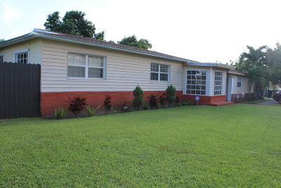 Miami Single Family Home For Sale: 10960 SW 115th Street