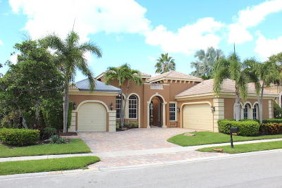 Delray Beach Single Family Home For Sale: 6299 Dorsay Court