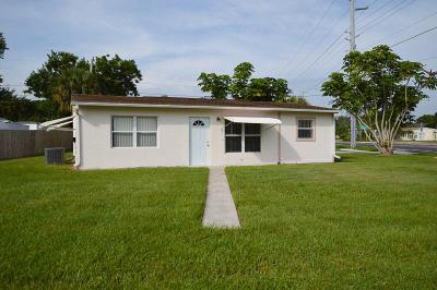 Vero Beach Single Family Home For Sale: 1691 5th Avenue