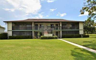 Jupiter Condo For Sale: 6380 Chasewood Drive #F