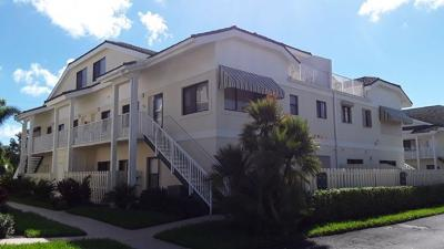 Jupiter Condo For Sale: 780 Bella Vista Court S #80
