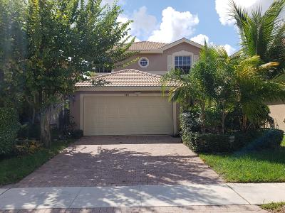 Greenacres Single Family Home For Sale: 5418 Sealine Boulevard