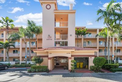 Delray Beach Condo For Sale: 6096 Huntwick Terrace #107