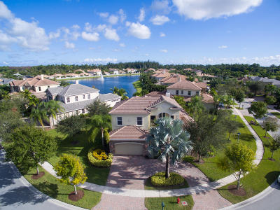 Royal Palm Beach Single Family Home For Sale: 8510 Butler Greenwood Drive