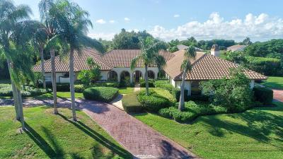 Delray Beach Single Family Home For Sale: 3510 Glenwood Court