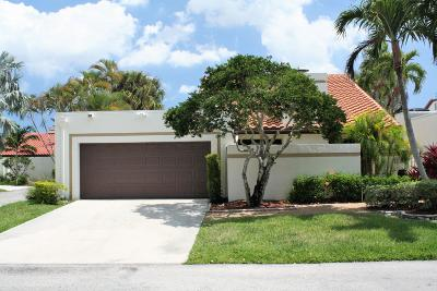 Boca Raton Single Family Home For Sale: 21530 Campo Allegro Drive