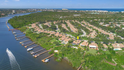 Jupiter Single Family Home For Sale: 336 River Edge Road