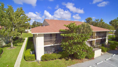 Jupiter Condo For Sale: 6528 Chasewood Drive #E