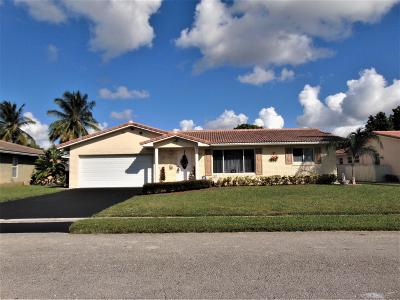 Coral Springs Single Family Home For Sale: 3721 NW 114th Lane