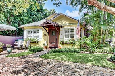 Boca Raton Single Family Home For Sale: 375 E Boca Raton Road
