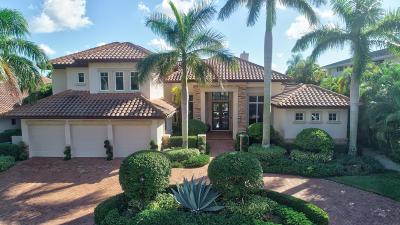 Boca Raton Single Family Home For Sale: 7059 Queenferry Circle