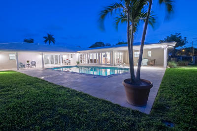Delray Beach Single Family Home For Sale: 111 NW 11th Street
