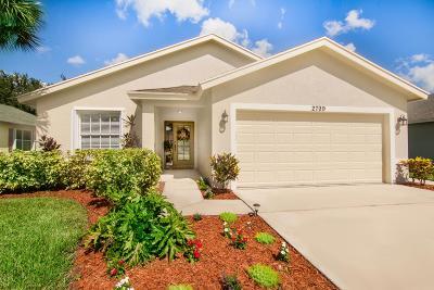Stuart Single Family Home For Sale: 2799 SW Versailles Terrace