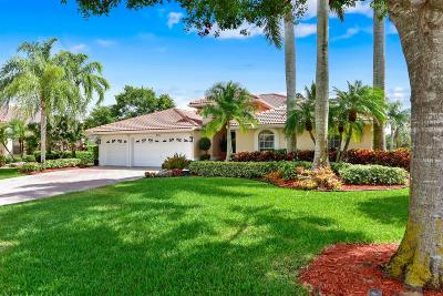 Coral Springs Single Family Home For Sale: 5151 NW 109th Terrace