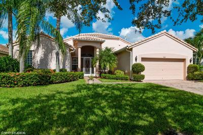 Port Saint Lucie, Saint Lucie West Single Family Home For Sale: 506 Blue Lake Drive