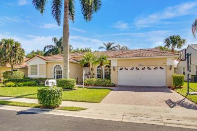Palm Beach Gardens Single Family Home For Sale: 10263 Allamanda Circle