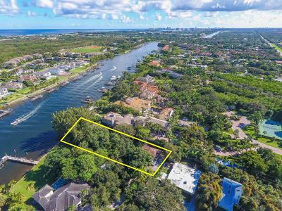 Palm Beach Gardens Single Family Home For Sale: 2390 Cardinal Lane