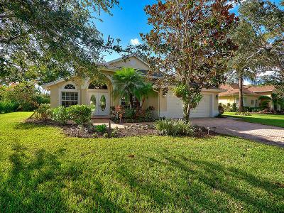 Stuart Single Family Home For Sale: 8581 SW Sea Captain Drive
