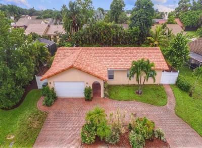 Boca Raton Single Family Home For Sale: 3553 NW 26th Court