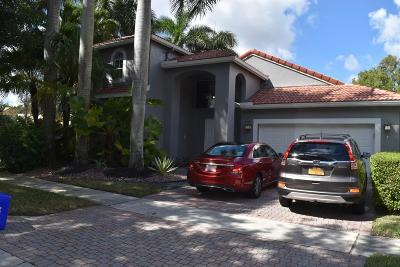 Boynton Beach Single Family Home For Sale: 10165 Diamond Lake Drive
