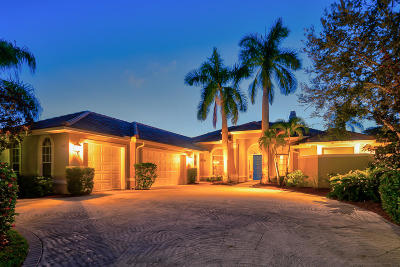 Jupiter FL Single Family Home For Sale: $795,000