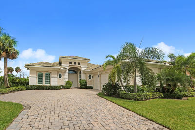 Jupiter Single Family Home For Sale: 164 Partisan Court