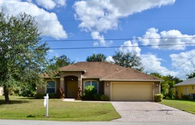 Port Saint Lucie, Saint Lucie West Single Family Home For Sale: 1901 SW Lennox Street