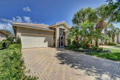 West Palm Beach Single Family Home For Sale: 9575 Sandpiper Shores Way