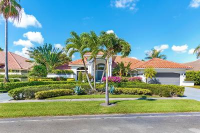 Boca Raton Single Family Home For Sale: 4172 S Bocaire Boulevard S