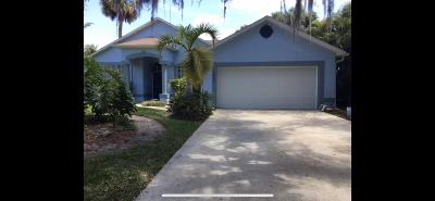 Port Saint Lucie, Saint Lucie West Single Family Home For Sale: 1825 SW Import Drive
