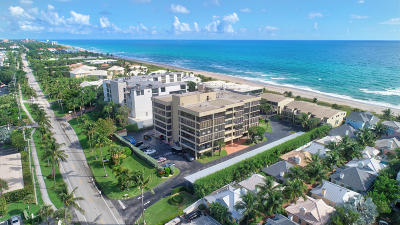 Delray Beach Condo For Sale: 2175 S Ocean Boulevard #501