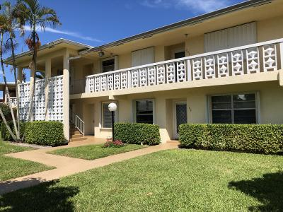 Delray Beach Condo For Sale: 1421 NW 19th Terrace #101