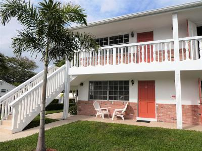 Ocean Ridge Condo For Sale: 5505 Ocean Boulevard #3-201