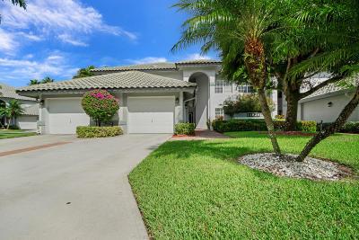 Boynton Beach, West Palm Beach Condo For Sale: 11626 Briarwood Circle #3