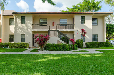 Boca Raton Condo For Sale: 21459 Juego Circle #30b