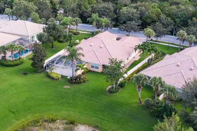 Palm Beach Gardens Single Family Home For Sale: 5047 Magnolia Bay Circle