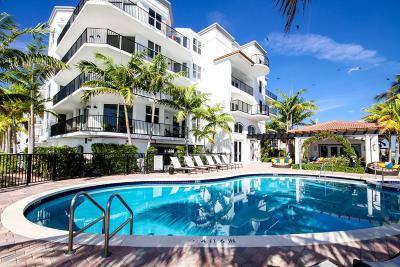 Boynton Beach Rental For Rent: 2678 Federal Highway #32