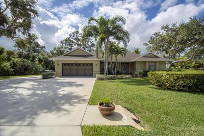 Fort Pierce Single Family Home For Sale: 5419 Stately Oaks Street Street