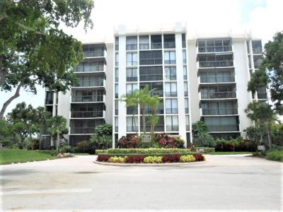Boca Raton Condo For Sale: 1634 Bridgewood Drive #1634