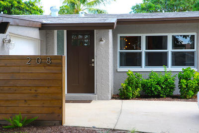 Royal Palm Beach Single Family Home For Sale: 208 Sandpiper Avenue
