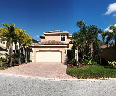 Boynton Beach Single Family Home For Sale: 10608 Walnut Valley Drive