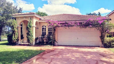 Coconut Creek Single Family Home For Sale: 3918 NW 42nd Way
