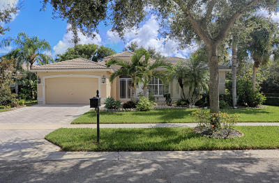 Boynton Beach Single Family Home For Sale: 11294 Kona Court