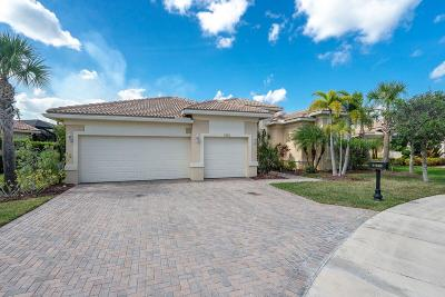 Port Saint Lucie, Saint Lucie West Single Family Home For Sale: 11520 SW Rossano Lane
