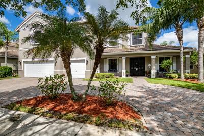 Lake Worth Single Family Home For Sale: 9699 Salt Water Creek Court